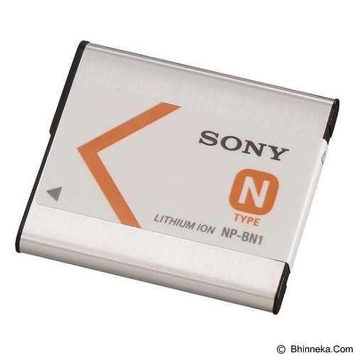 SONY Rechargeable Battery [NP-BN1] (Merchant) - On Camera Battery