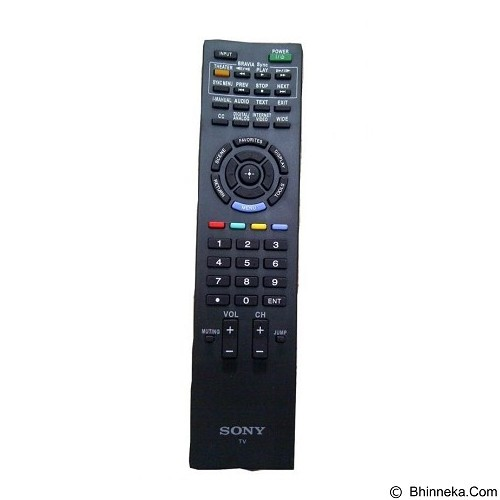 SONY Remote TV LED / LCD - Black (Merchant) - TV Remote