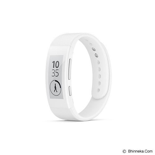 SONY SmartBand Talk [SWR30] - White (Merchant) - Activity Trackers