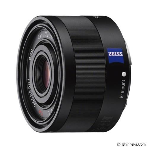 harga SONY Sonnar T* FE 35mm f/2.8 ZA Lens [SEL35F28Z] Bhinneka.Com