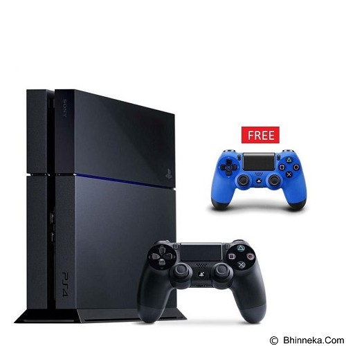 SONY PS4 500GB - Black - Game Console