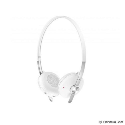 SONY Stereo Bluetooth Headset [SBH60] - White - Headphone Portable