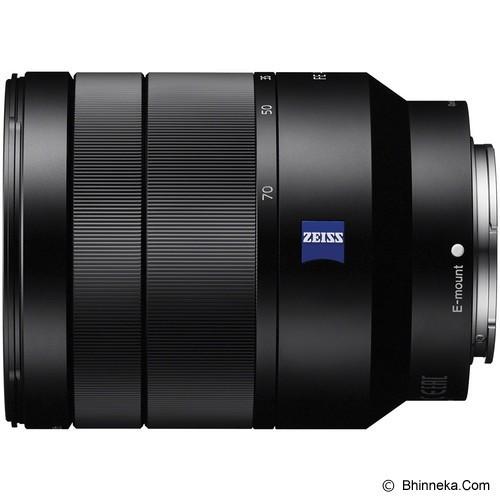 SONY Vario-Tessar T* FE 24-70mm f/4 ZA OSS Lens [SEL2470Z] (Merchant) - Camera Mirrorless Lens