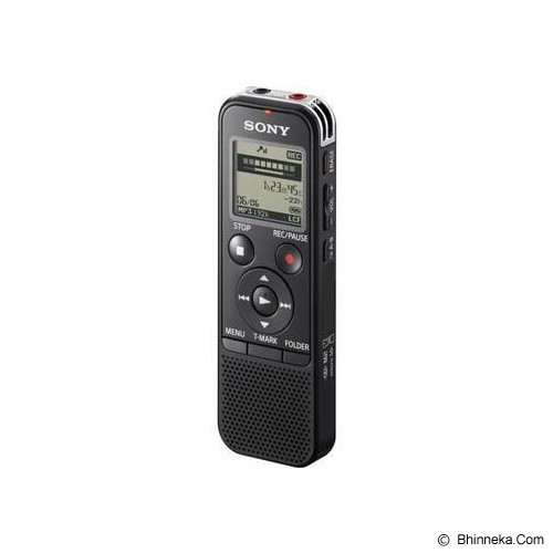 SONY Voice Recorder [ICD-PX440M] - Black (Merchant) - Voice Recorders