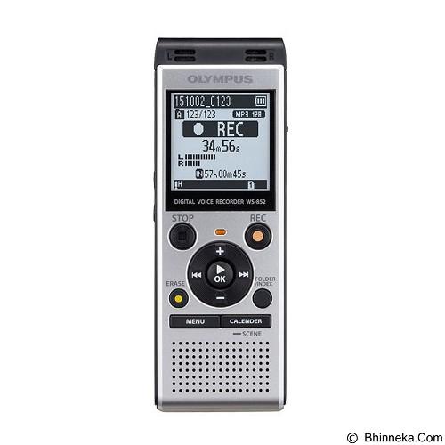 SONY Voice Recorder [WS-852] (Merchant) - Voice Recorders
