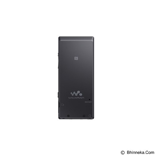 SONY Walkman [NW-A25] - Black - MP3 Players