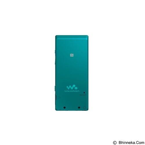 SONY Walkman [NW-A25] - Blue - MP3 Players