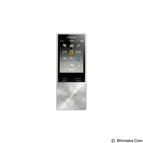 SONY Walkman [NW-A25] - Silver - MP3 Players