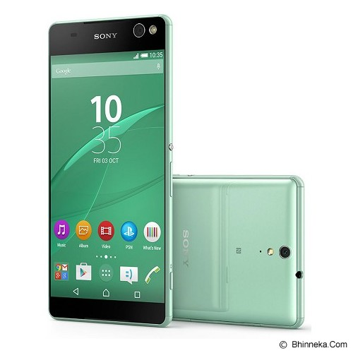 SONY Xperia C5 Ultra Dual [E5563] - Mint - Smart Phone Android
