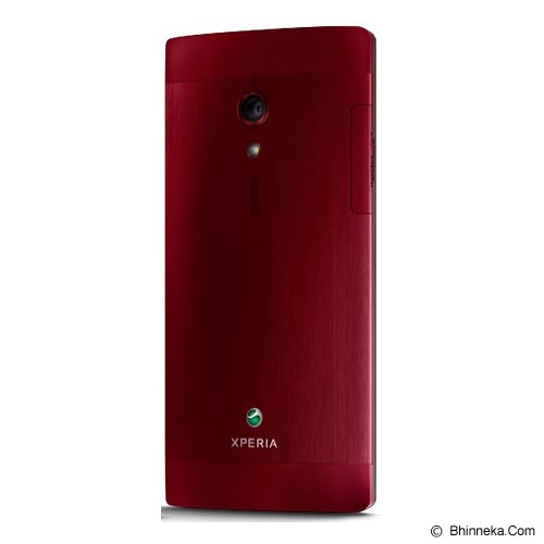 SONY Xperia Ion [LT28H] - Red - Smart Phone Android