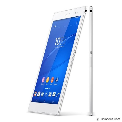 SONY Xperia Z3 Tablet Compact - White - Tablet Android
