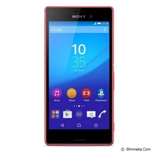 SONY Xperia Z5 Compact [E5803] - Coral (Merchant) - Smart Phone Android