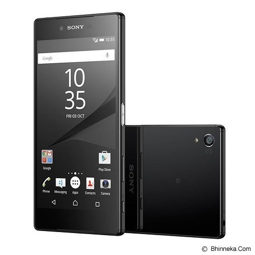 SONY Xperia Z5 Premium [E6883] - Black (Merchant) - Smart Phone Android