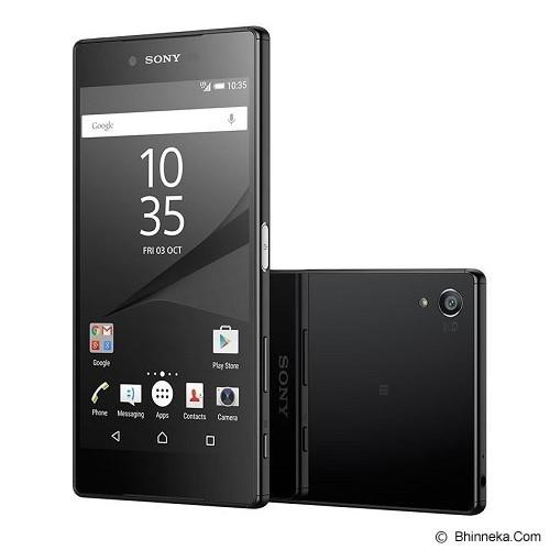 SONY Xperia Z5 Premium [E6883] - Black (Merchant) - Smart Phone Android