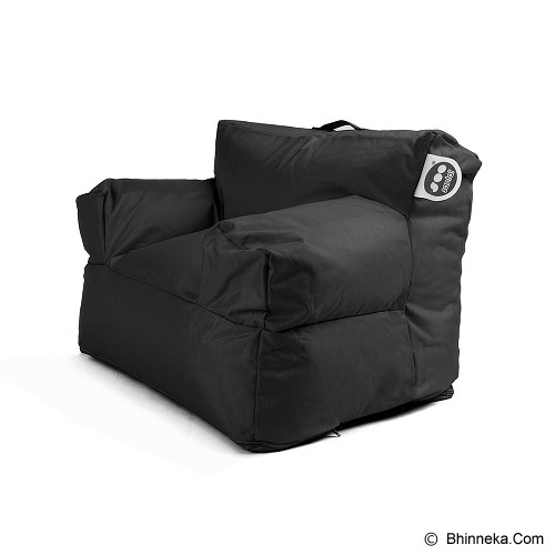 SOO SANTAI Billy the Kid Beanbag - Black - Bantal Duduk / Bean Bag