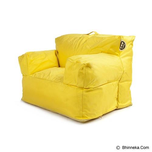 SOO SANTAI Billy the Kid Beanbag - Yellow - Bantal Duduk / Bean Bag