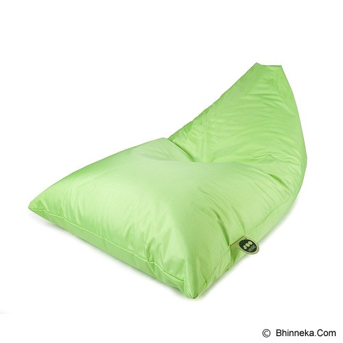 SOO SANTAI Lazy Bro Beanbag - Lime - Bantal Duduk / Bean Bag