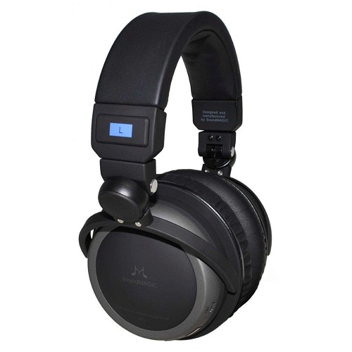 SOUNDMAGIC Headphone WP10 - Grey - Headphone Full Size