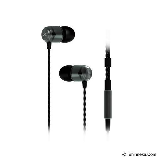 SOUNDMAGIC In Ear Headphone [E50S] - Silver - Earphone Ear Monitor / Iem