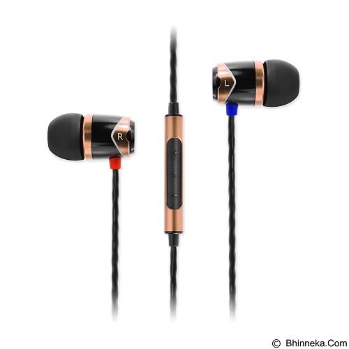 SOUNDMAGIC In Ear Sound Isolating Earphone [SM E10C] - Gold - Earphone Ear Monitor / IEM
