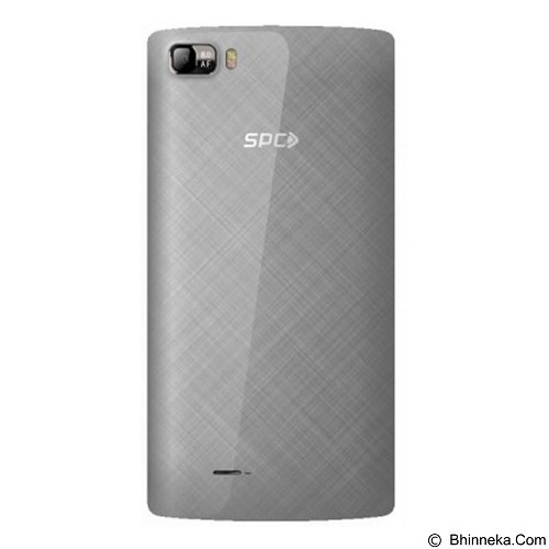 SPC Comet [S18] - Silver - Smart Phone Android
