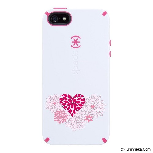 SPECK CandyShell Case Apple iPhone 5/5s HeartBloom - Casing Handphone / Case