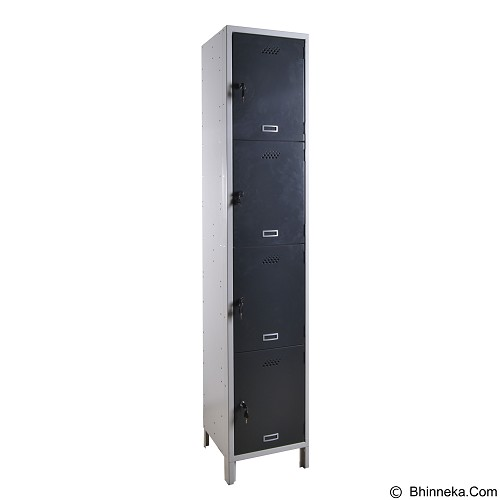 SPECTRUM Locker 4 Door - Filing Cabinet / Lemari Arsip
