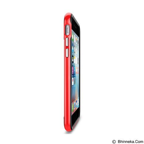 SPIGEN Apple iPhone 6 / 6s Case Neo Hybrid Carbon - Dante Red - Casing Handphone / Case