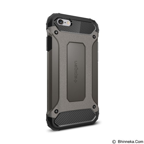 SPIGEN Apple iPhone 6/6s Case Tough Armor Tech - Gunmetal - Casing Handphone / Case