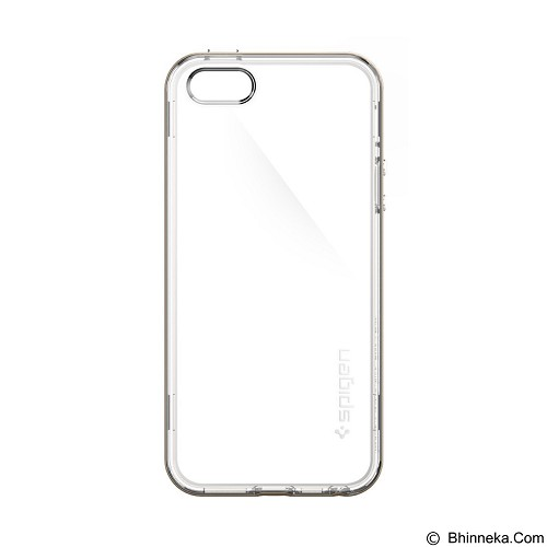 SPIGEN Apple iPhone SE/5S/5 Neo Hybrid Crystal - Gold (Merchant) - Casing Handphone / Case