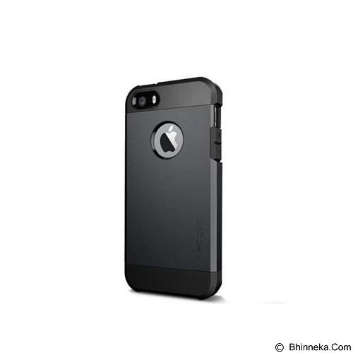 SPIGEN Casing Tough Armour for Apple iPhone 6 [SPTABLK] - Black (Merchant) - Casing Handphone / Case