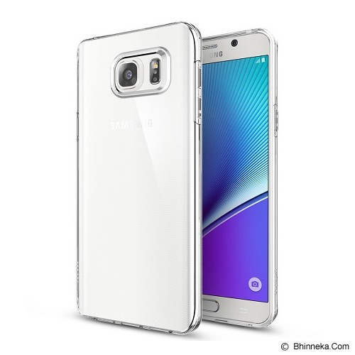 SPIGEN Galaxy Note 5 Case Liquid Crystal [SGP11708] - Casing Handphone / Case