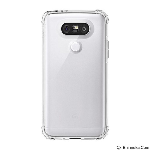 SPIGEN LG G5 Case Crystal Shell - Clear Crystal - Casing Handphone / Case