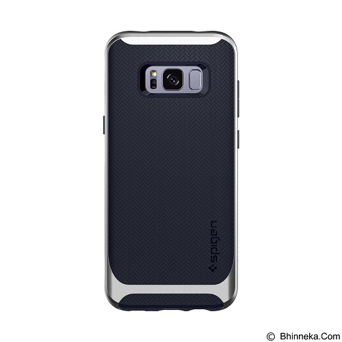 SPIGEN Neo Hybrid Case for Samsung Galaxy S8 Plus - Silver Arctic - Casing Handphone / Case