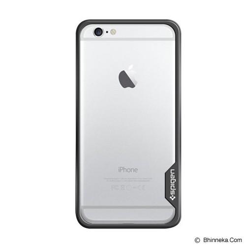 SPIGEN Neo Hybrid EX Dual Shell iPhone 6 Plus - Grey - Casing Handphone / Case