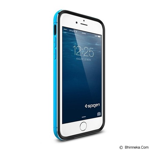 SPIGEN Neo Hybrid iPhone 6 - Blue - Casing Handphone / Case