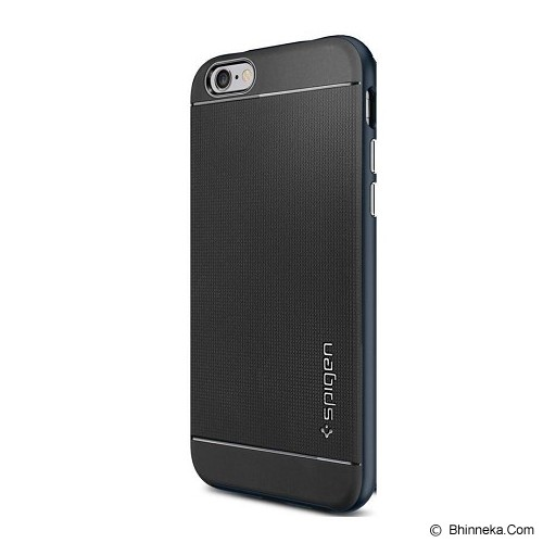 SPIGEN Neo Hybrid iPhone 6 Plus - Black - Casing Handphone / Case