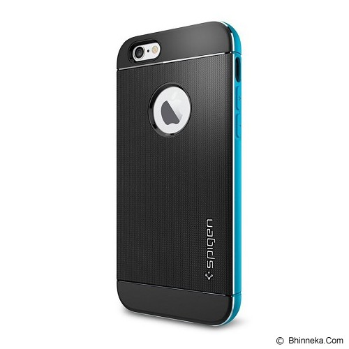 SPIGEN Neo Hybrid iPhone 6 Plus - Blue - Casing Handphone / Case