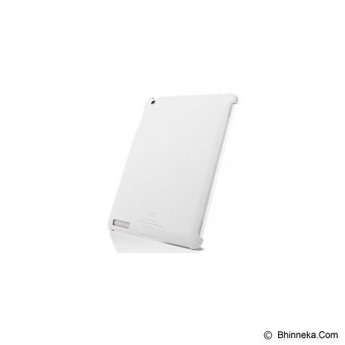 SPIGEN Griff Leather Grip - White - Casing Tablet / Case