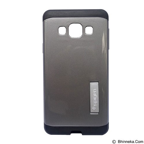 SPIGEN Slim Armor Case Samsung Galaxy E7 - Grey (Merchant) - Casing Handphone / Case