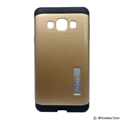 SPIGEN Slim Armor Case Samsung Galaxy Grand 2 - Gold (Merchant) - Casing Handphone / Case