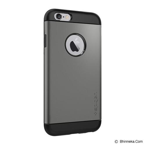 SPIGEN Slim Armor iPhone 6 - Grey - Casing Handphone / Case