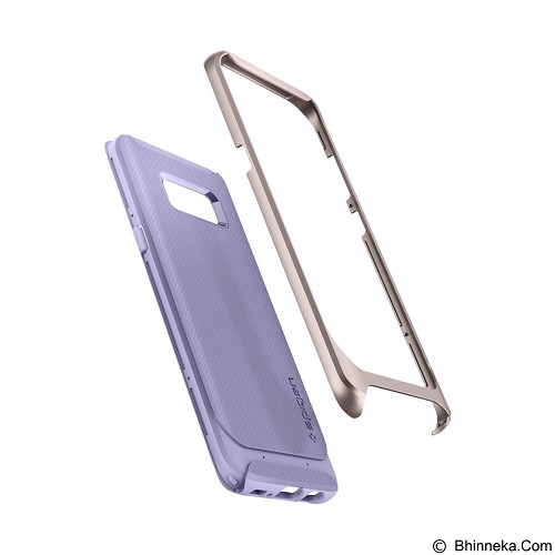 SPIGEN Neo Hybrid Case for Samsung Galaxy S8 - Violet (Merchant) - Casing Handphone / Case