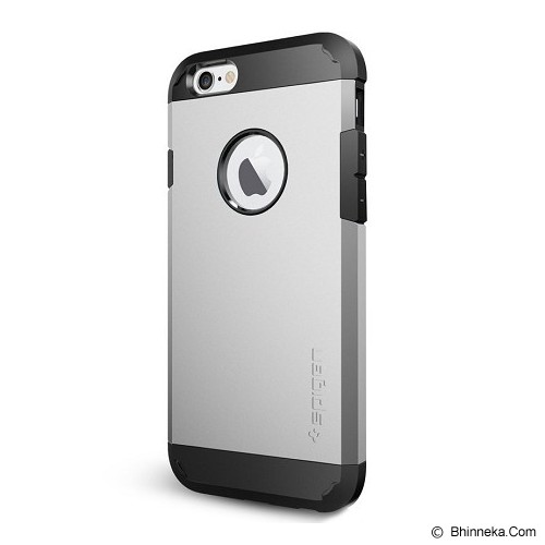 SPIGEN Tough Armor iPhone 6 Plus - Grey - Casing Handphone / Case