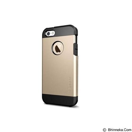 SPIGEN Tough Armour for Apple iPhone 6 Casing [STAI6GLD]  - Gold (Merchant) - Casing Handphone / Case