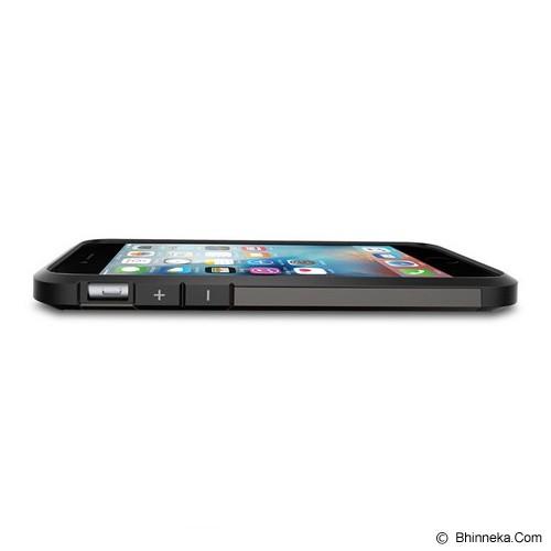 SPIGEN iPhone 6S Case Tough Armor [SGP11612] - Gunmetal - Casing Handphone / Case
