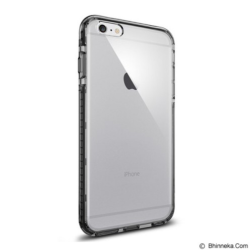 SPIGEN iPhone 6S Plus Case Ultra Hybrid Tech [SGP11649] - Crystal Black - Casing Handphone / Case