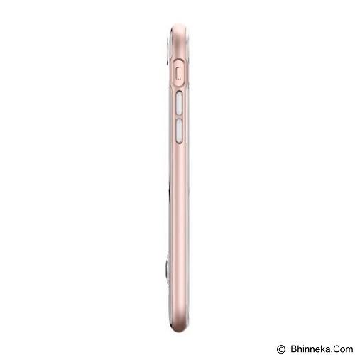 SPIGEN iPhone 7 Case Crystal Hybrid [042CS20461] - Rose Gold - Casing Handphone / Case