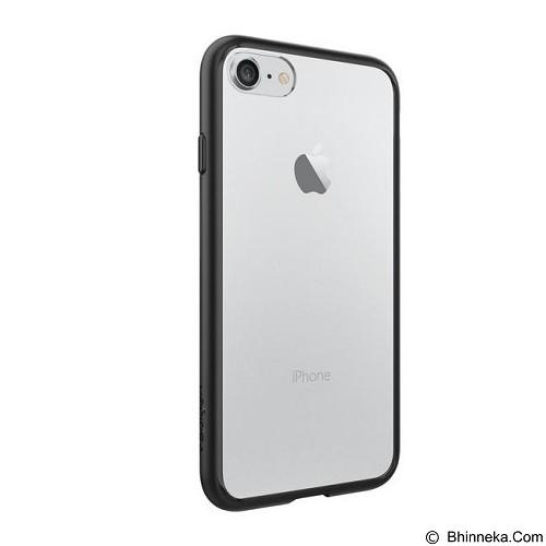 SPIGEN iPhone 7 Case Ultra Hybrid [042CS20446] - Black - Casing Handphone / Case