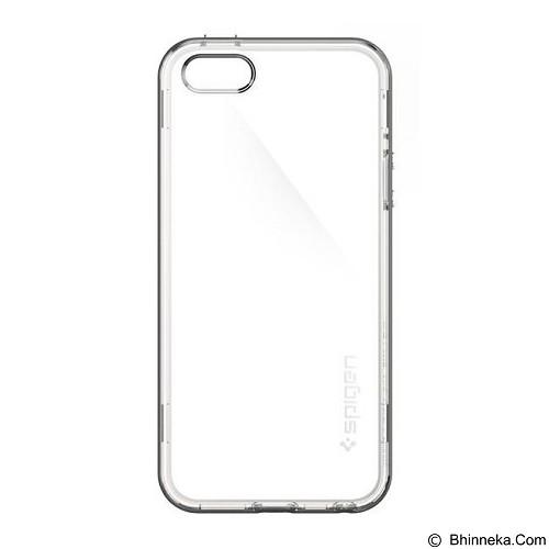 SPIGEN iPhone SE/5S/5 Case Neo Hybrid Crystal [041CS20181] - Gunmetal - Casing Handphone / Case
